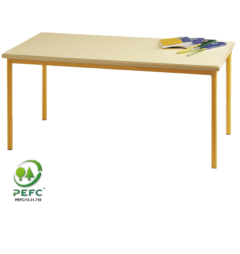 Table rectangle Lutin