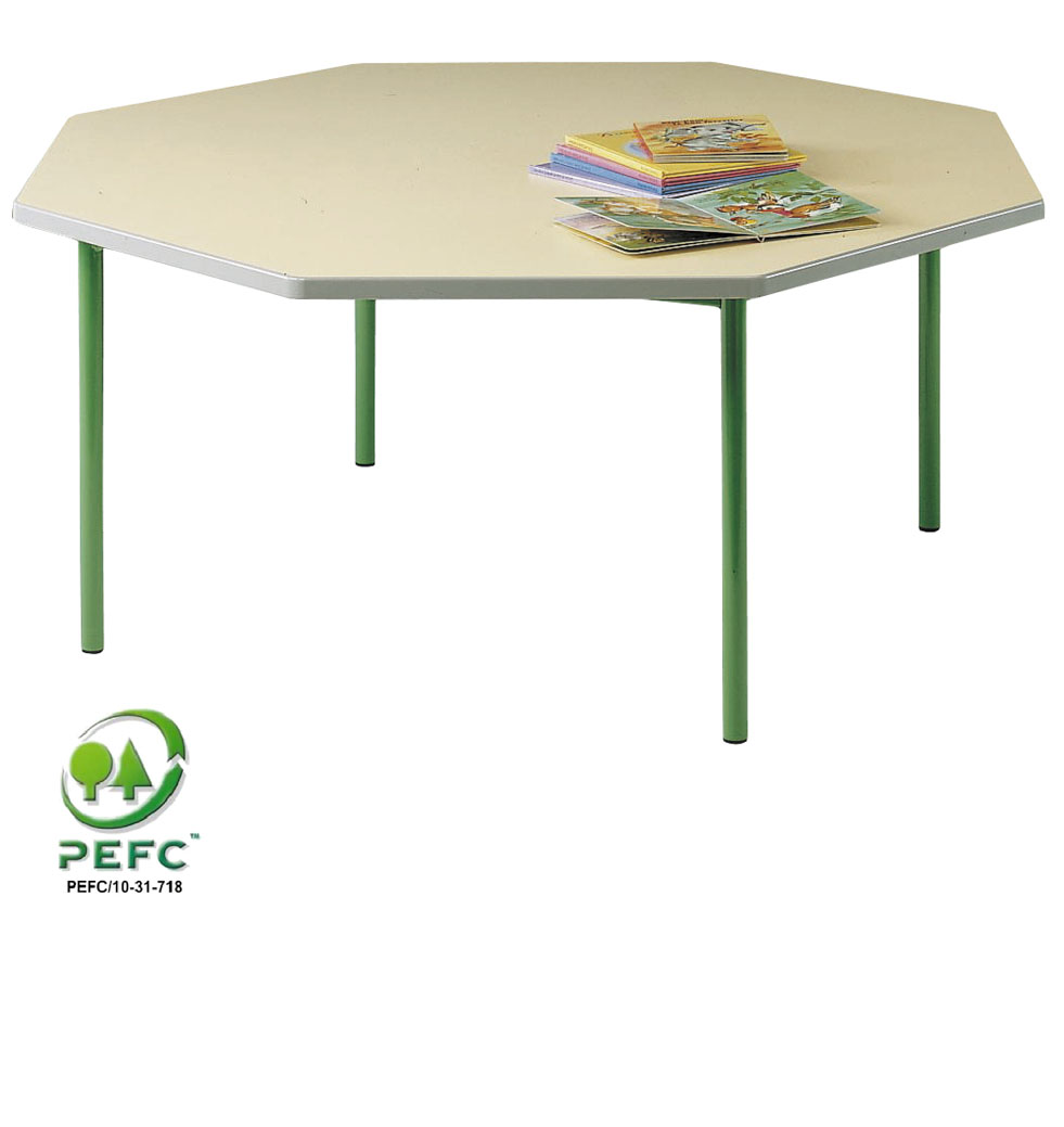Table octogonale LUTIN