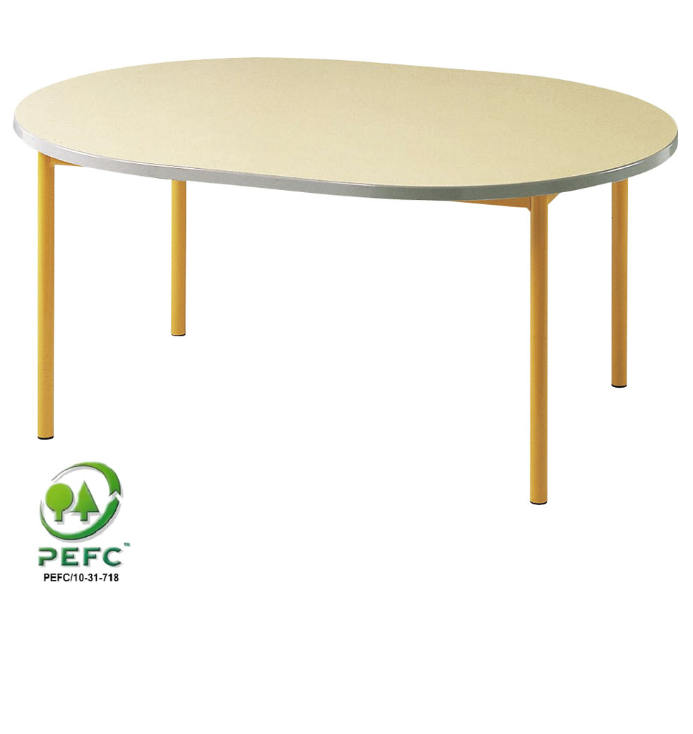 Table ovale LUTIN